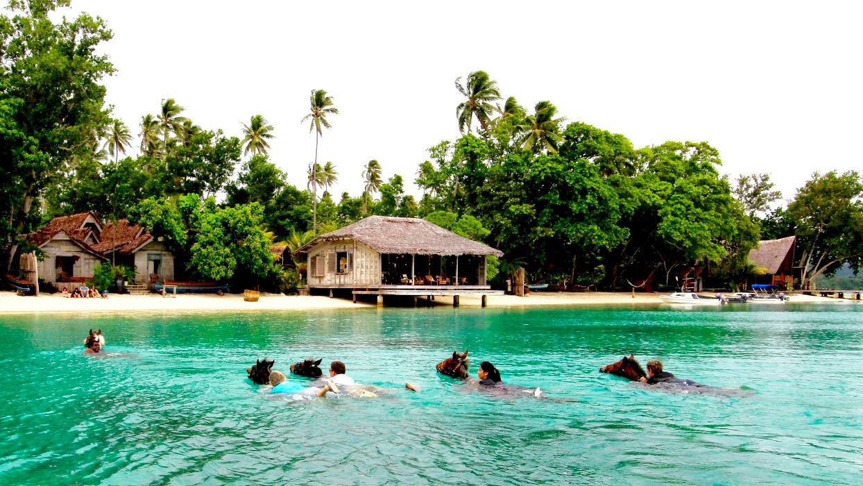 Ratua Island,
