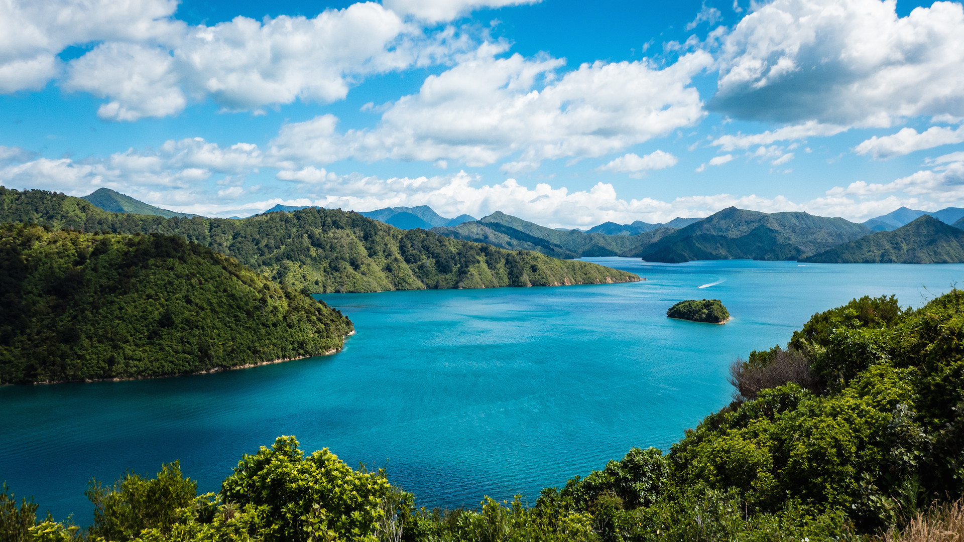 Queen Charlotte Sound, Marlborough Sounds