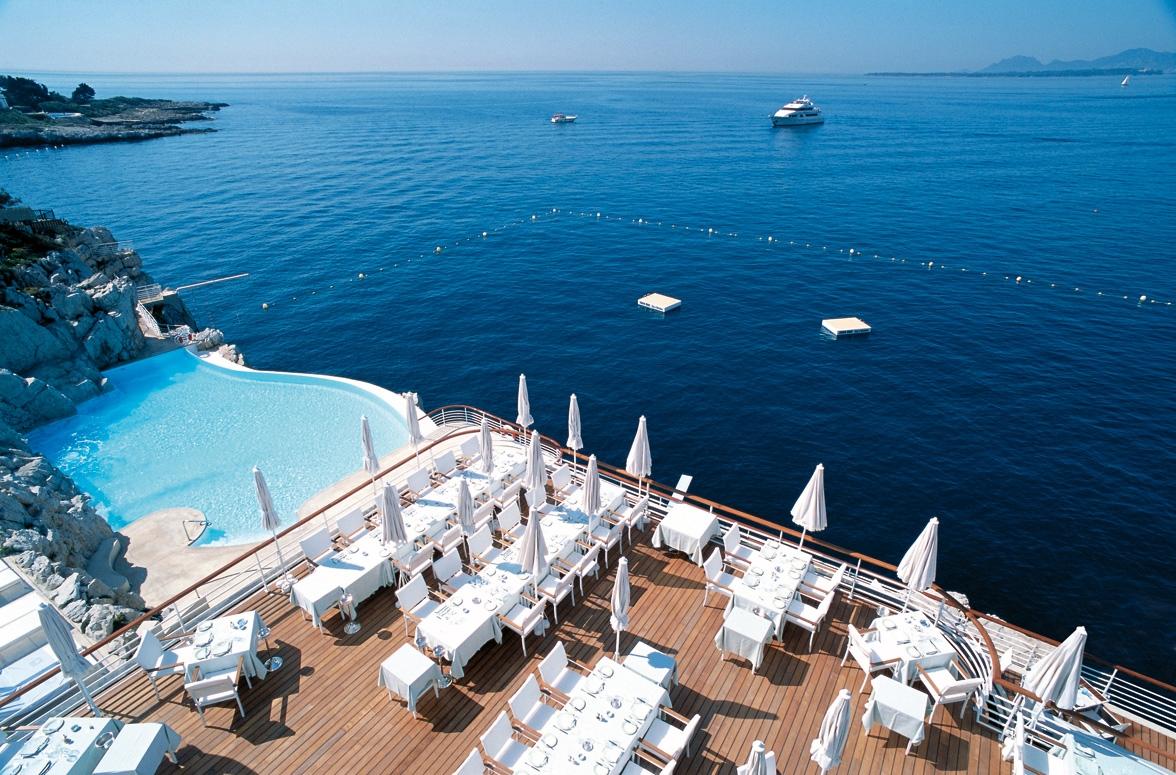 Hotel du Cap Eden Roc pool