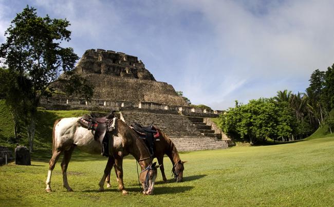 Maya Ruin Belize
