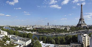 Paris Shangr-la Hotel
