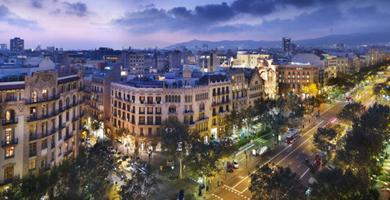 Mandarin Oriental Barcelona hotel