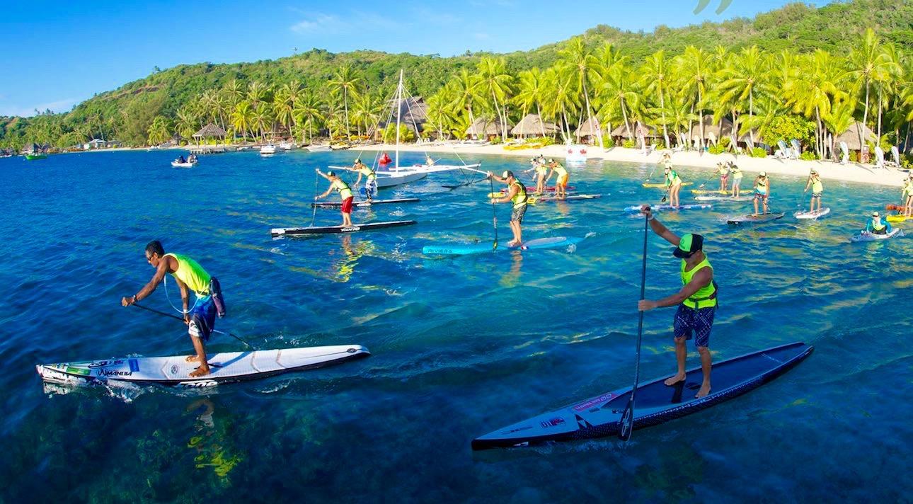 Bora Bora Liquid Festival, Tahiti