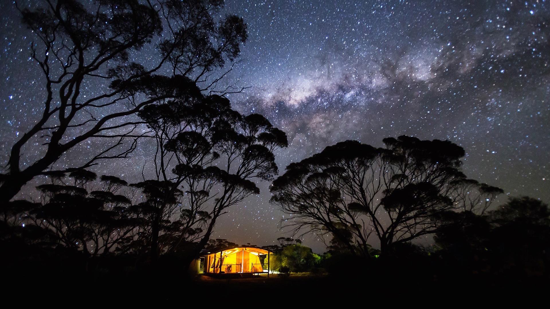 Kangaluna Camp, Gawler Ranges, SA