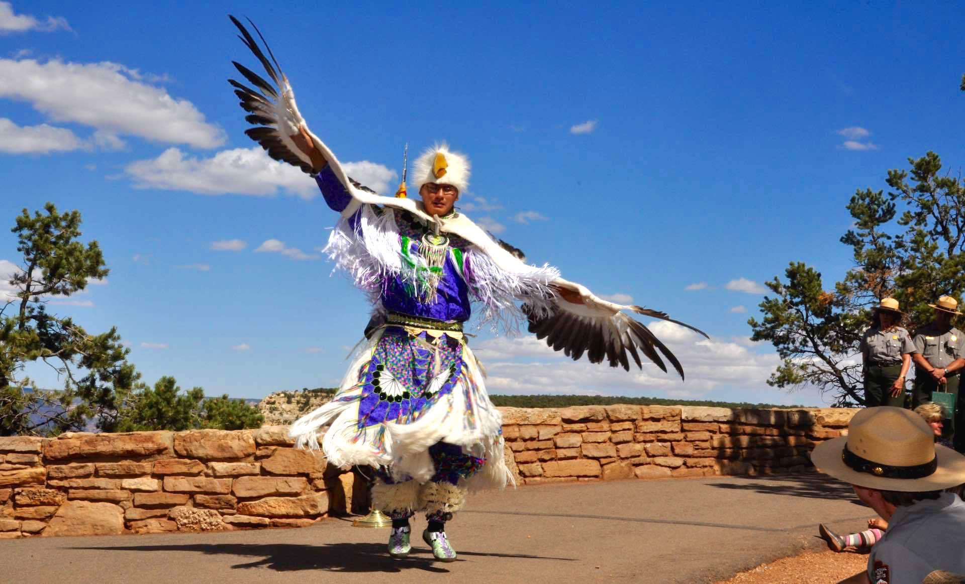 Hopi Eagle Dancer, Arizona