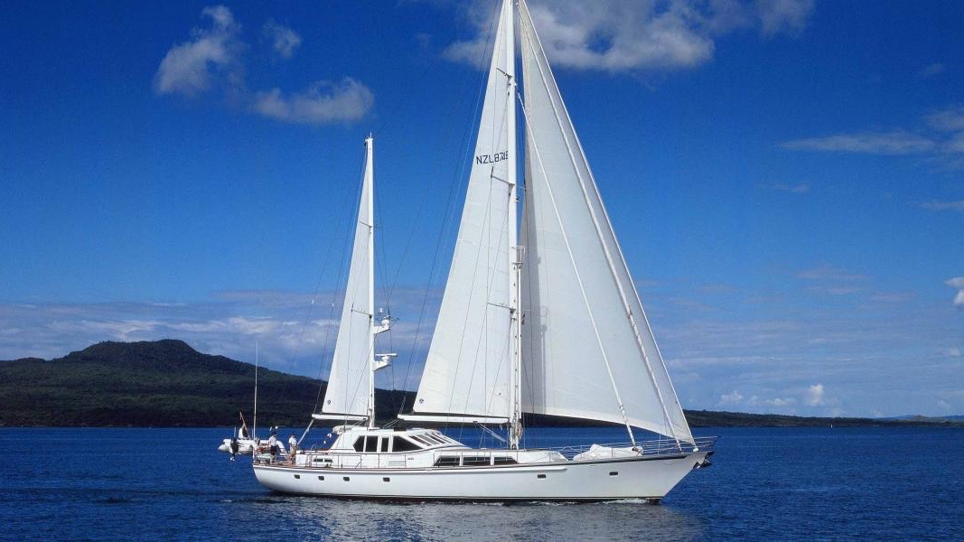 Pacific Eagle Sailing Yacht, Marlborough Sounds