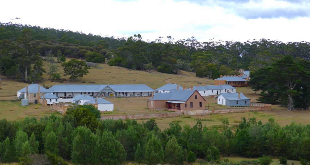 Darlington, Maria Island, Tasmania