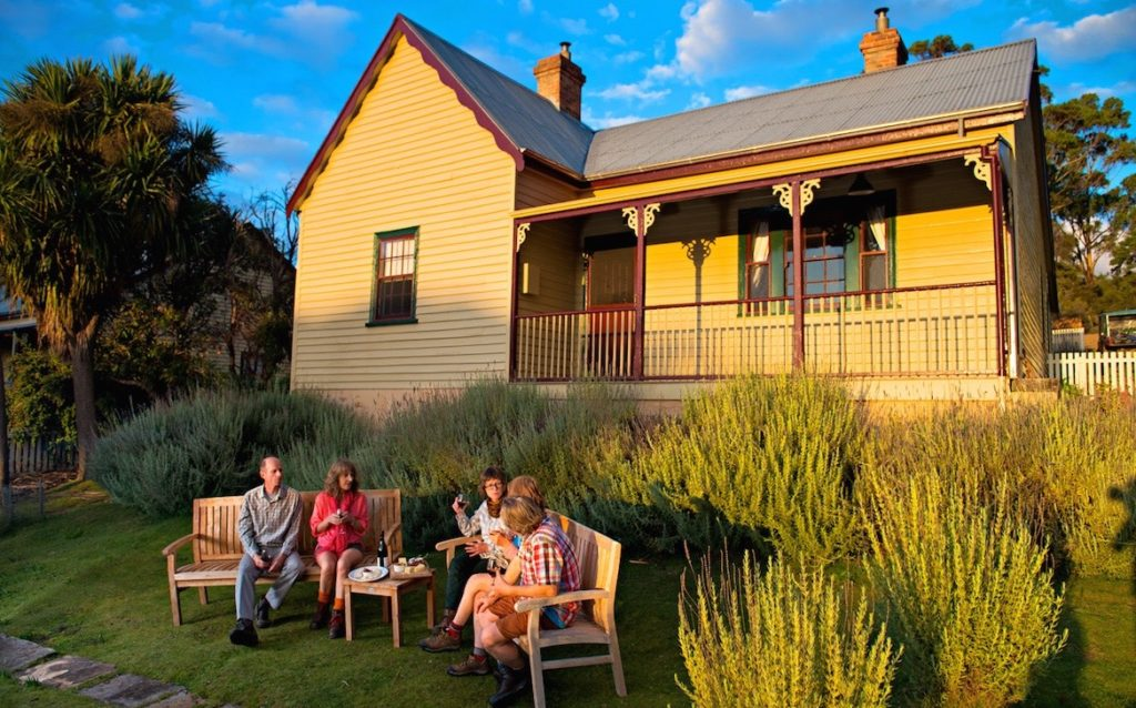 Bernacchi House, Maria Island, Tasmania