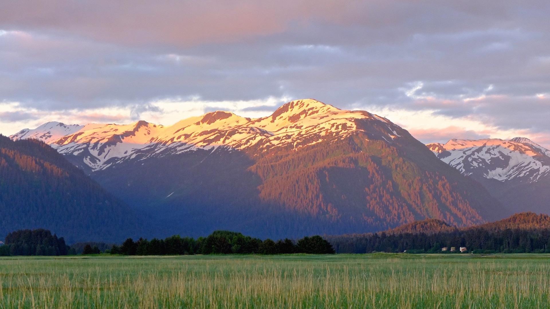 Mount Juneau, Alaska