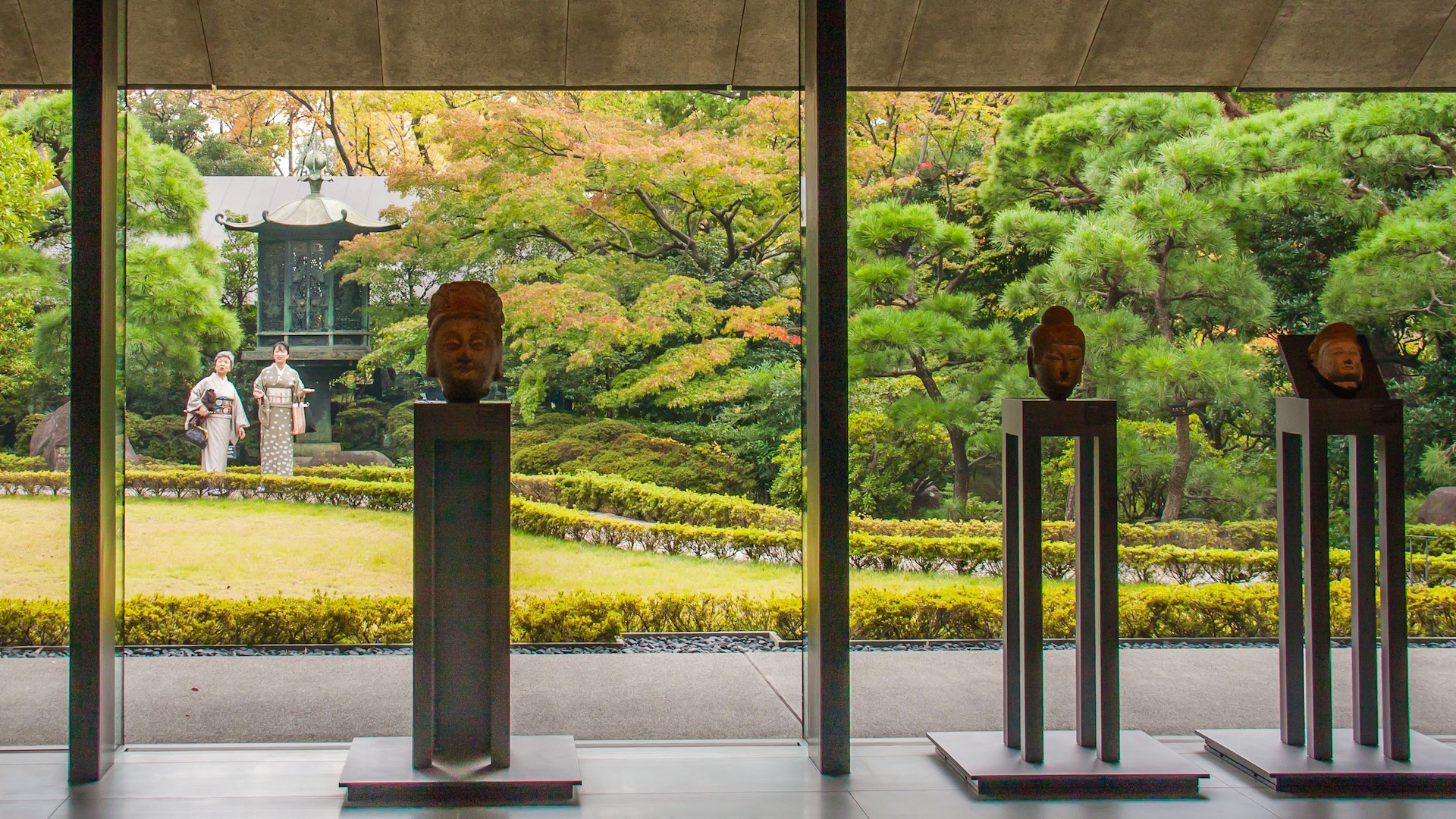 Nezu Museum, Tokyo