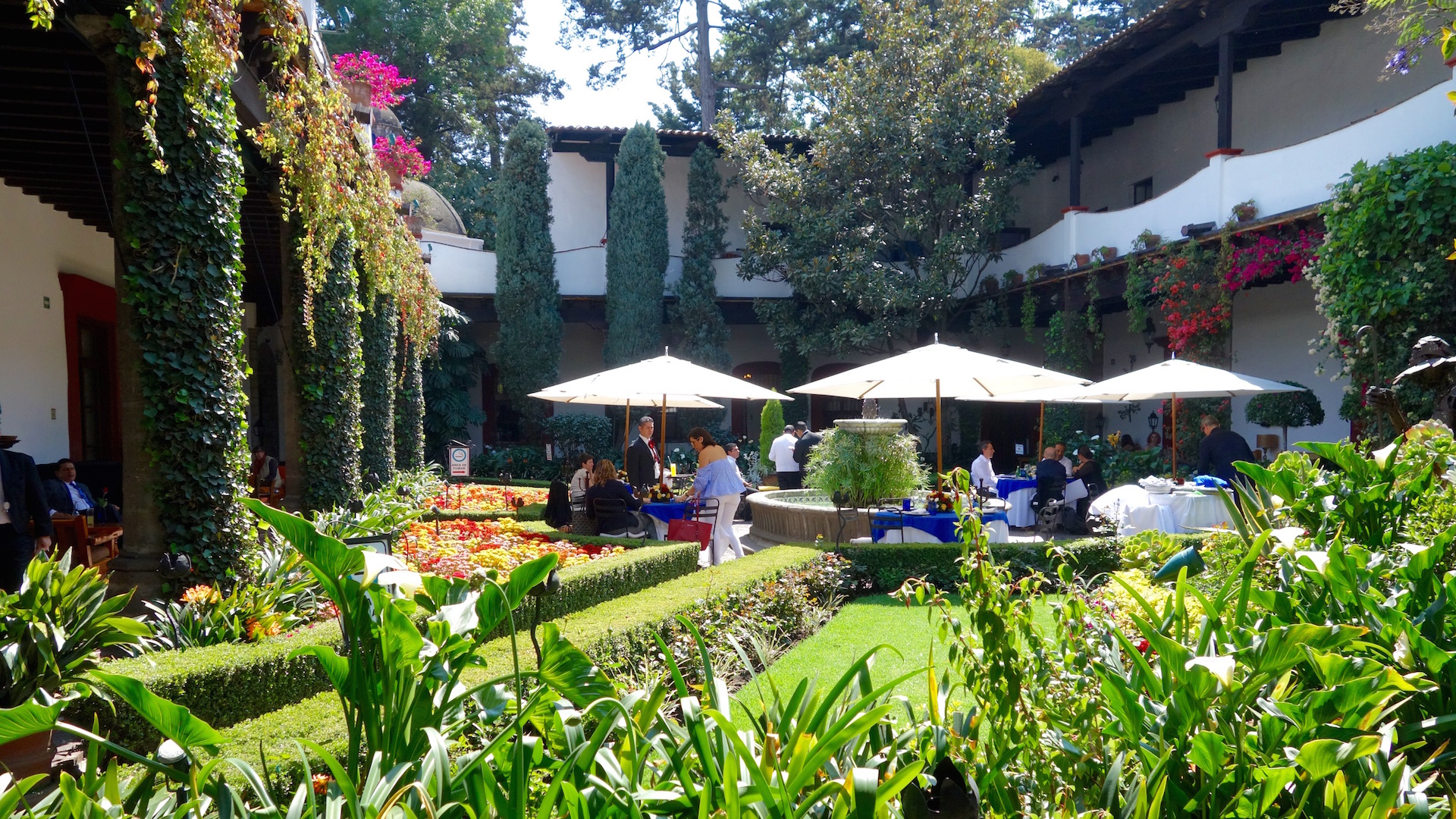 San Angel Inn, Mexico City