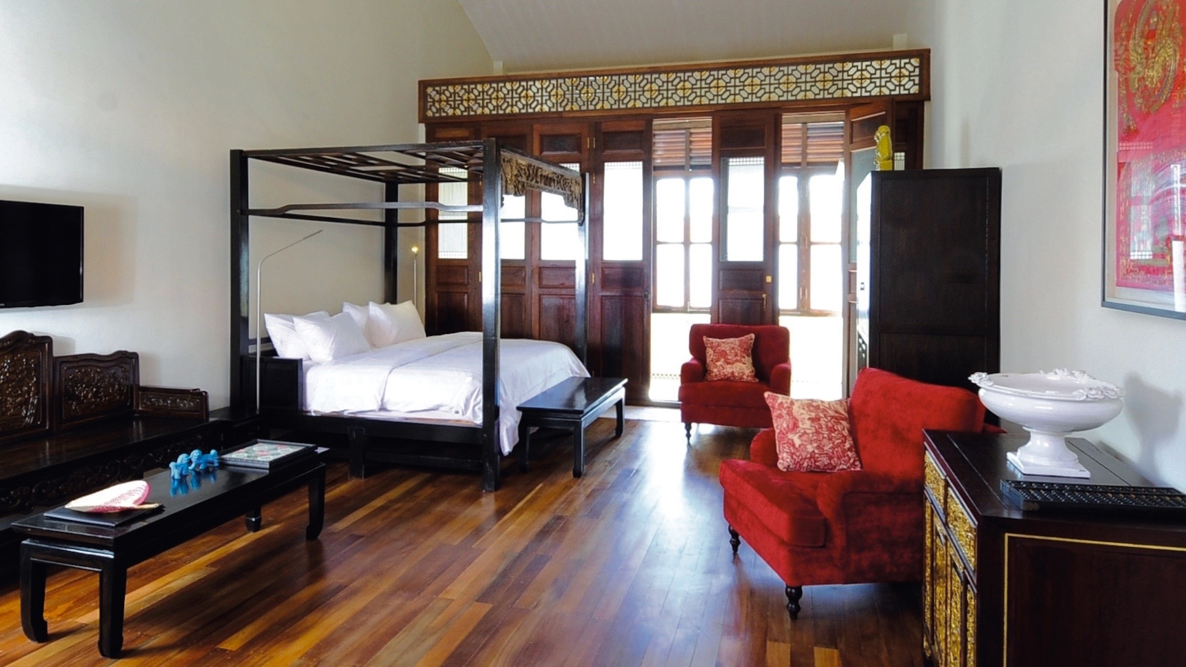 Seven Terraces Hotel, George Town, Penang
