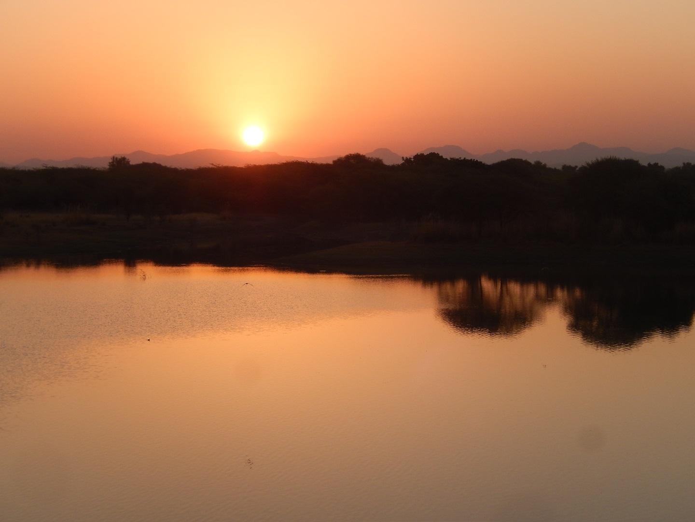 Chhatra Sagar Sunrise | Photo: Jane Adams