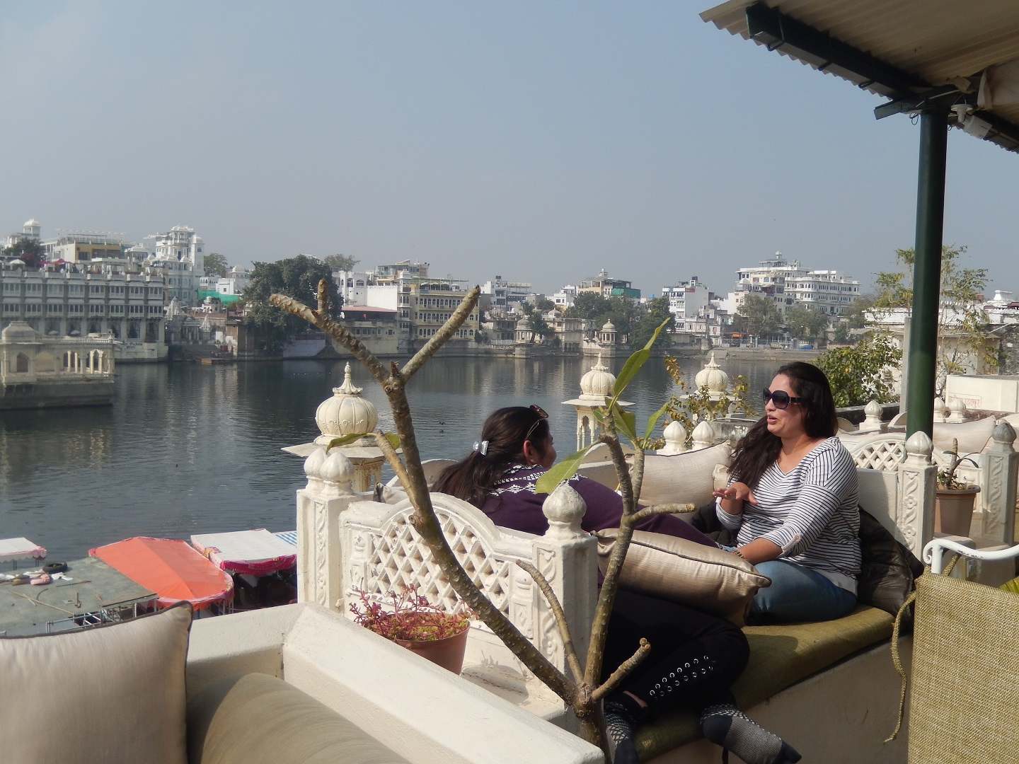 Rainbow Cafe Udaipur | Photo: Jane Adams