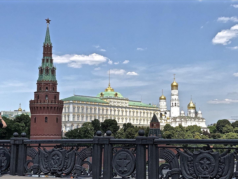 Kremlin | Photo: Michael Webb